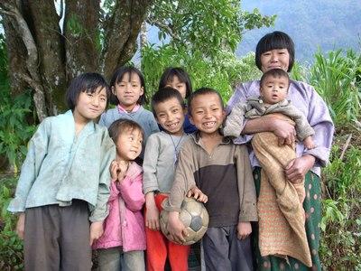 村の子どもたち.JPG